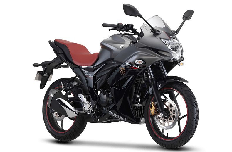 Suzuki Two-Wheelers Rolls Out Gixxer SP & Gixxer SF SP