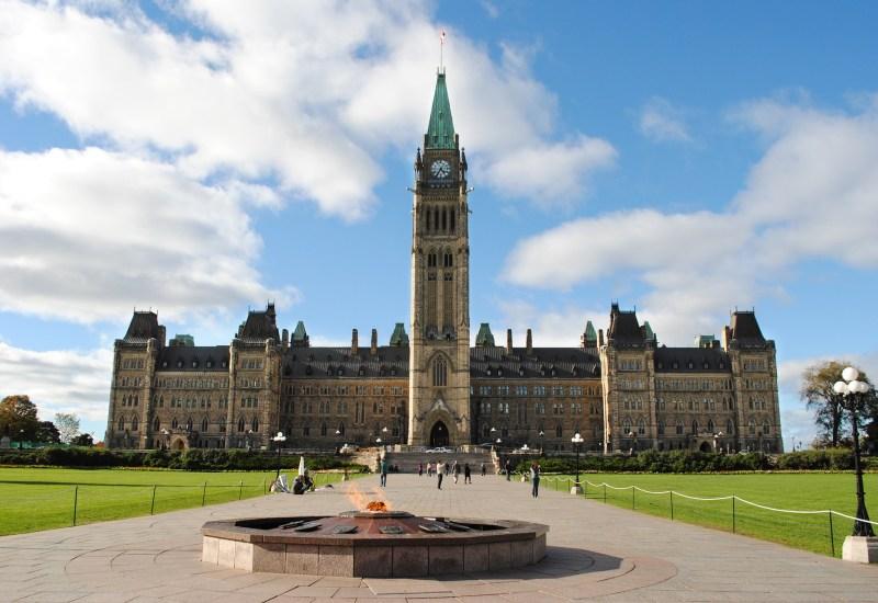 Parlamento de Ottawa