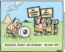 change-resistant cartoon