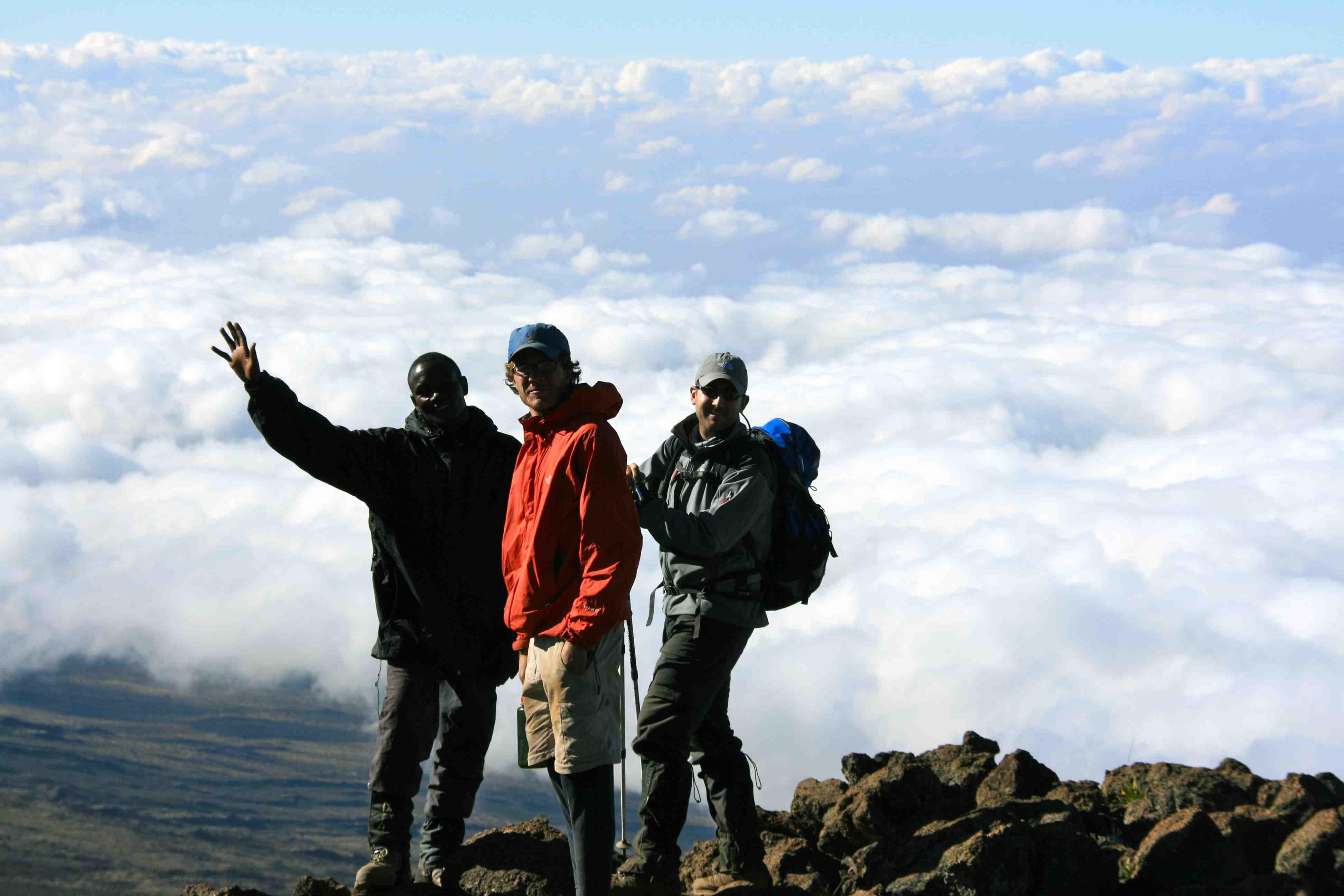Kilimanjaro Climbing Deaths Hiking Above Clouds