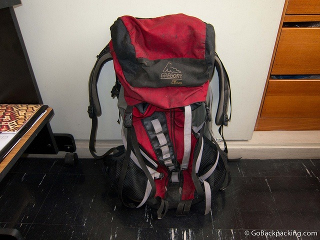 Gregory Chaos backpack