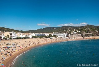 Tossa de Mar: Scenes from a Beach Town in Costa Brava