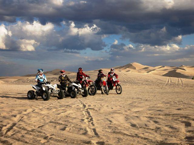 Samalayuca Dunes ATVS