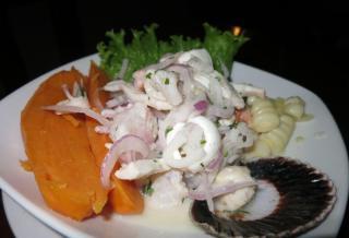 Favorite Peruvian Dishes