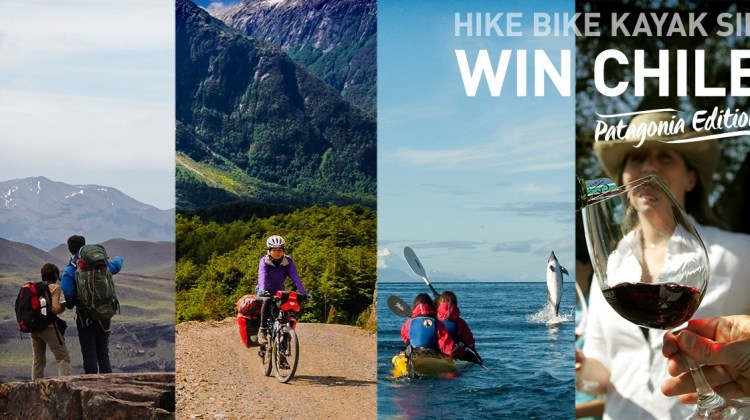 Win a 10-Day Patagonia Adventure in Chile