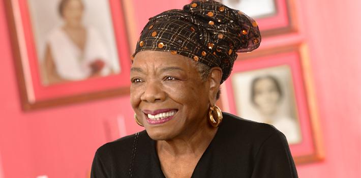 Sister Maya Angelou