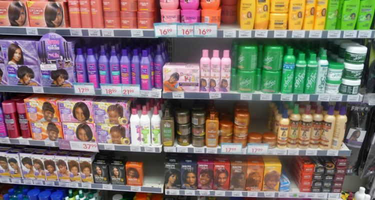 black-hair-care-products-at-a-local-variety-store-in-rosebank-mall 1