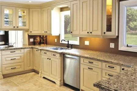 traditional kitchen design..