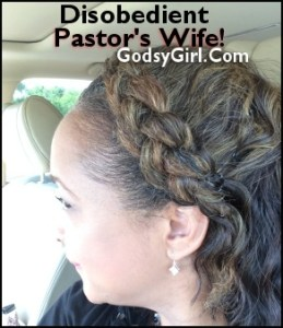 Senior Pastor's Wife