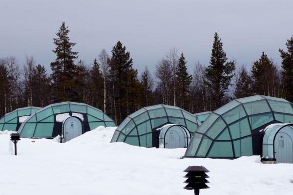 igloo resort finland