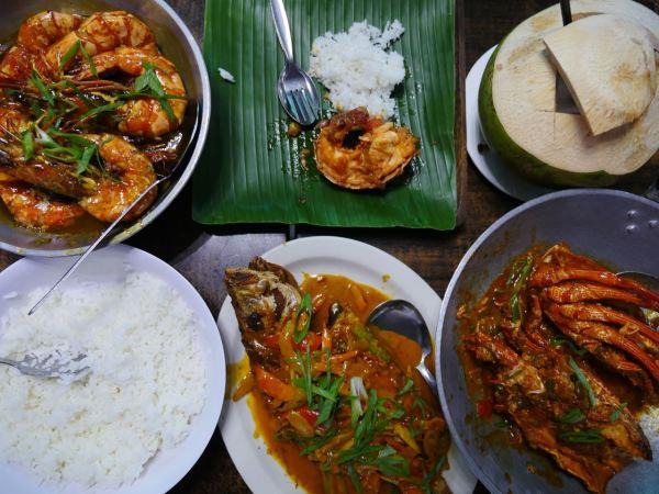 seafood in manila