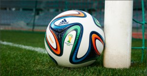 world cup adidas brazuca soccer ball