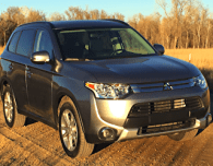 a week behind the wheel of the 2015 mitsubishi outlander
