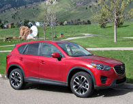 review of the 2016 Mazda CX-5 Compact SUV