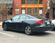 review experiences driving 2016 nissan maxima sl