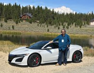 2017 acura nsx, with dave taylor author writer