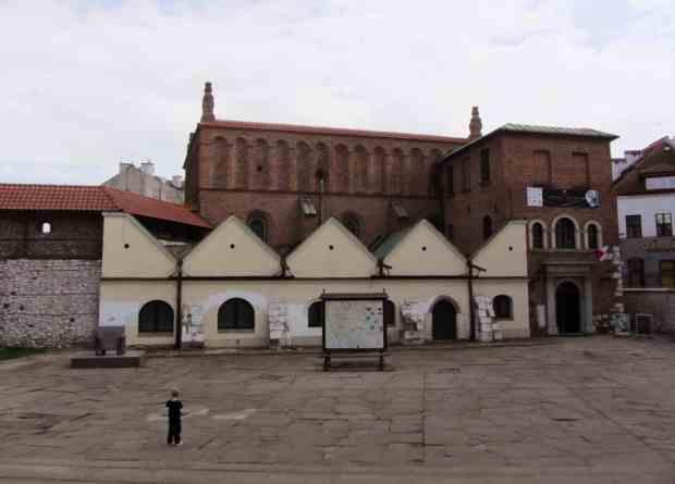 Remuh-Synagoge in Krakau