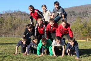 boys' pyramid