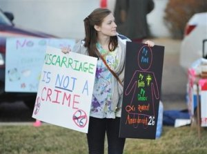 Miscarriage is Certainly NOT a Crime in Mississippi