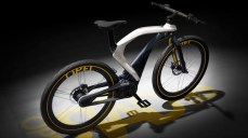 bicicletta elettrica 160km autonomia