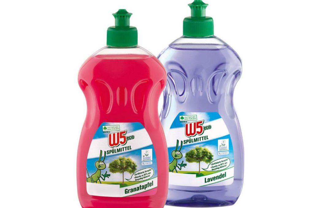 W5 eco i detersivi ecologici ed economici del lidl - Prodotti ecologici per la pulizia della casa ...