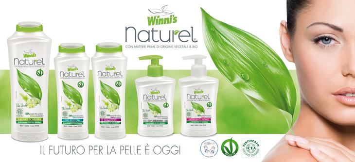 Winni's Naturel Personal Care , la nuova linea di cosmetici bio