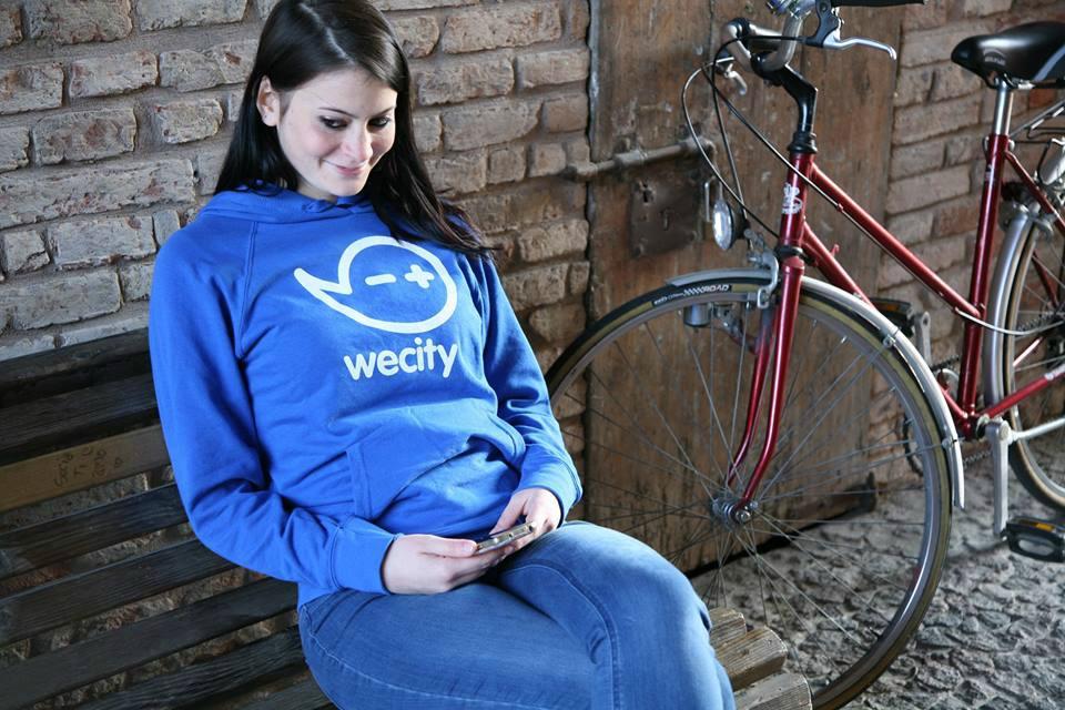 Wecity l'app che premia la mobilità a basso impatto a TEDxBO