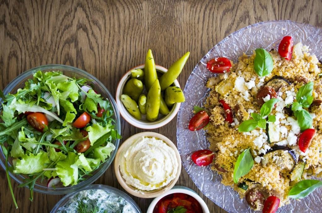 Come organizzare un menu settimanale sano