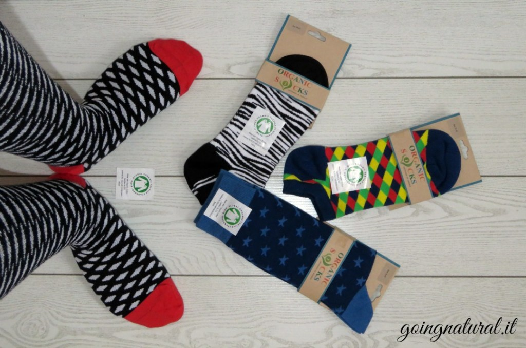 Organic Socks of Sweden , calze in cotone biologico trendy
