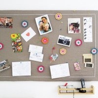 Pinwand, pinnwand, Selbermachen, Riesig, Diy, Idee, Karton, Pappe, Stoff, Recycling, Upcycling, Moodboard, Inspirationboard