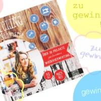 Upcycling mit Nähmarie, Buch, Upcycling, Ideen, Basteln, Nähen, Bastelbuch, Titel
