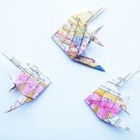 Origami Butterfly Fisch Peter Engel