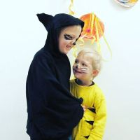 Fledermauskostüm, Tigerkostüm, DIY