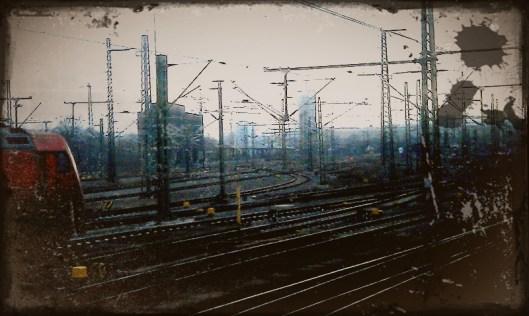 Stuttgart 21 Hauptbahnhof Zug Bahn DB Baby Kleinkindabteil Langstrecke Hamburg