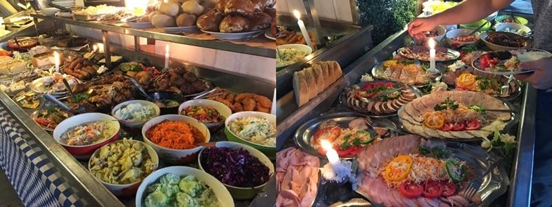チェンマイで1番美味しいブッフェ☆月に3度も行ったAuf der Au