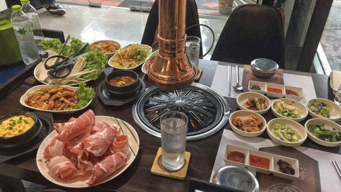 韓国料理ブッフェ,Korean Restaurant Mashitta