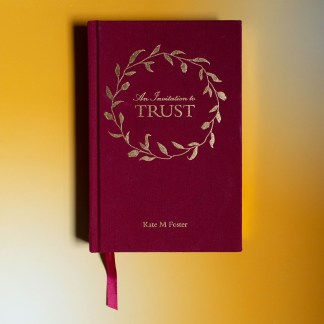 An Invitation to Trust | Golden Blue