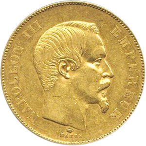 FrenchNapoleonGoldBullion