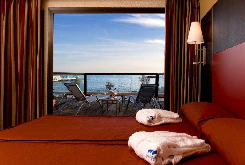 Hotel golf majorque baleares for Hotel design majorque