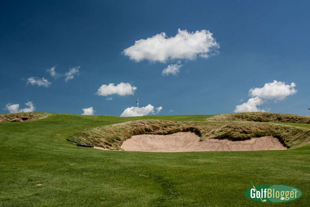The Eighth At Erin Hills Offers A Glimpse At 2017 US Open