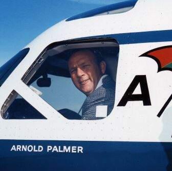 Arnold Palmer - Aviator