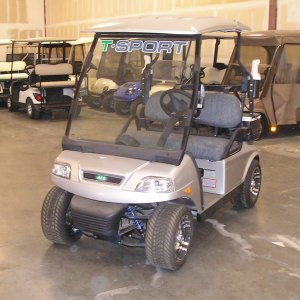 T-Sport Custom Golf Cart