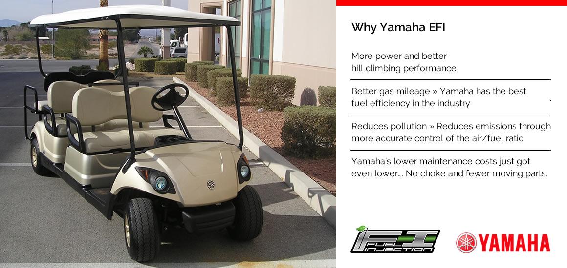 Yamaha EFI
