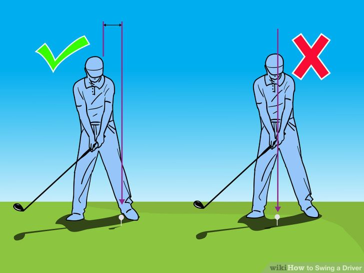 Watch How to Make a Proper Golf Stance video