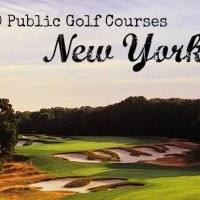 2013 Top 10 Public Golf Courses in New York