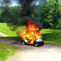 15 Craziest Things Ever Found on a Golf Course