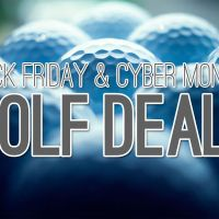 2014 Best Black Friday & Cyber Monday Golf Deals Roundup