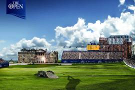 The Open gets a new identity ahead of its return to St. Andrews next year