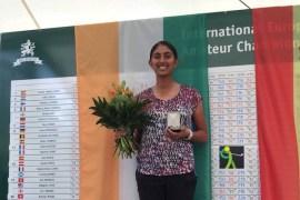 Aditi Ashok Wins Silver Austria