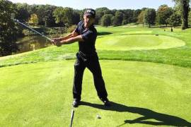 Keep Arm Straight In Golf